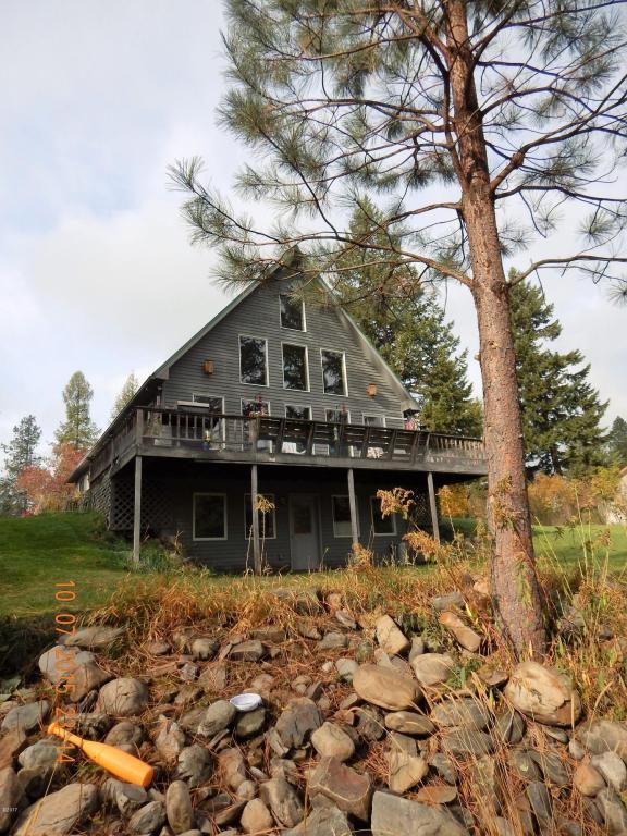 69 E Riverfront Drive, Trout Creek, MT 59874 (MLS #21709497) :: Brett Kelly Group, Performance Real Estate