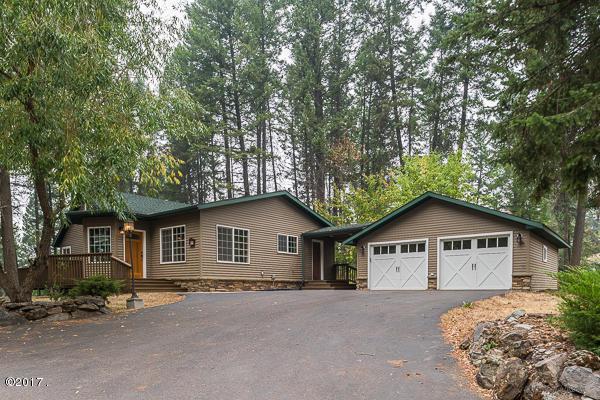 965 Pack Rat Lane, Whitefish, MT 59937 (MLS #21711312) :: Loft Real Estate Team