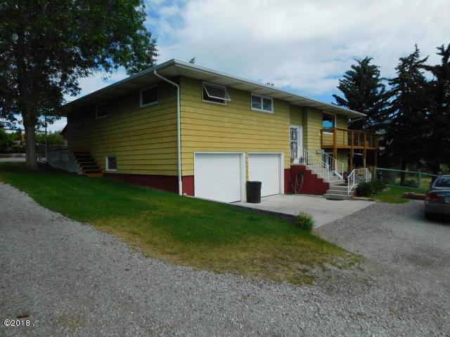 8 Hoover Road, Drummond, MT 59832 (MLS #21803116) :: Loft Real Estate Team