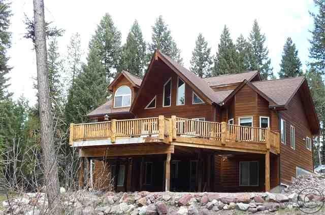 151 Buffalo Lane, Seeley Lake, MT 59868 (MLS #21803779) :: Loft Real Estate Team