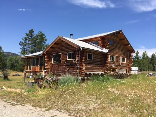 4722 Mcginnis Meadows Road, Libby, MT 59923 (MLS #21809255) :: Loft Real Estate Team