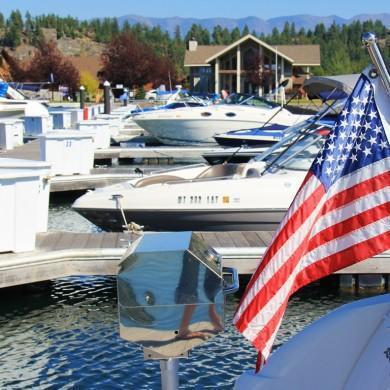 E-8 Eagle Bend Yacht Harbor, Bigfork, MT 59911 (MLS #21809275) :: Loft Real Estate Team