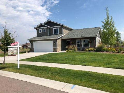154 Sage Grouse Way, Kalispell, MT 59901 (MLS #21809537) :: Loft Real Estate Team