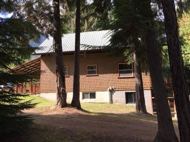 86 Railroad Road, Noxon, MT 59853 (MLS #21812164) :: Loft Real Estate Team