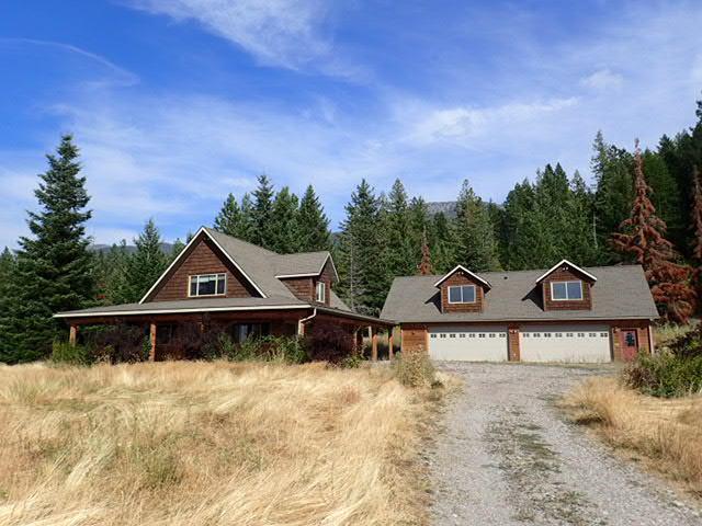 32530 Red Barn Lane, Polson, MT 59860 (MLS #21812168) :: Loft Real Estate Team