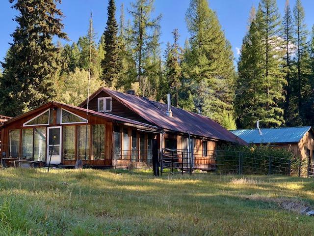 30908 S Fork Road, Troy, MT 59935 (MLS #21812307) :: Loft Real Estate Team