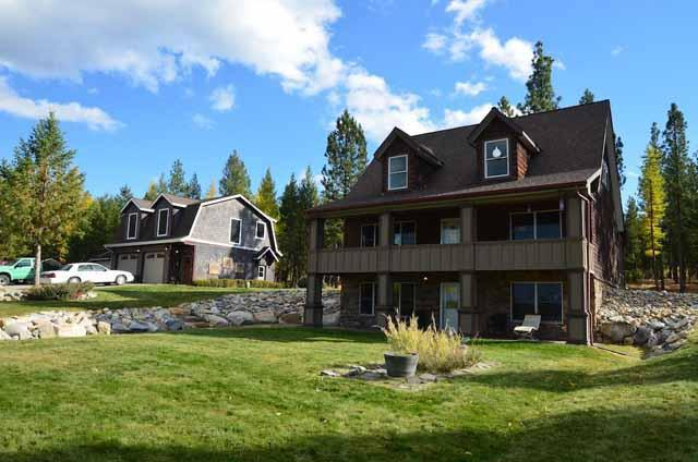 93 Haskill Pass, Rexford, MT 59930 (MLS #21812866) :: Andy O Realty Group