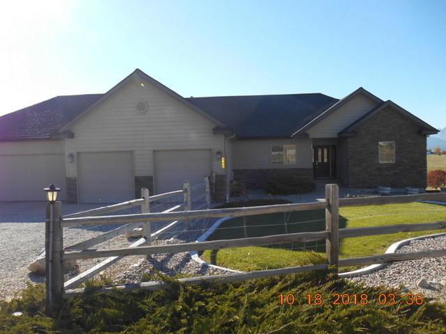 448 Misty Vale Loop, Corvallis, MT 59828 (MLS #21812970) :: Loft Real Estate Team