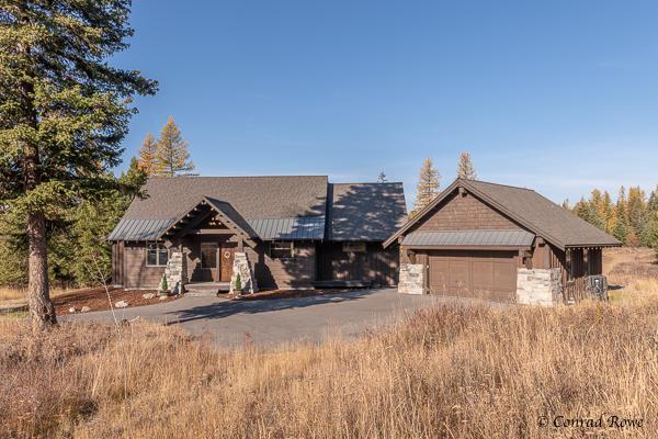109 Timbered Terrace, Whitefish, MT 59937 (MLS #21813065) :: Loft Real Estate Team