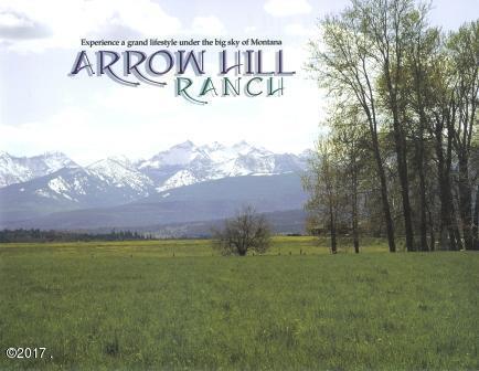 Lot 18 Arrow Hill Ranch, Hamilton, MT 59840 (MLS #21813136) :: Brett Kelly Group, Performance Real Estate
