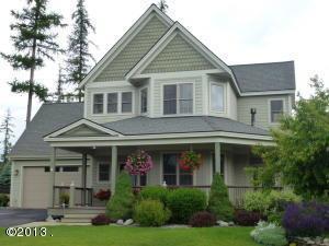 1038 Creek View Drive, Whitefish, MT 59937 (MLS #21901225) :: Loft Real Estate Team