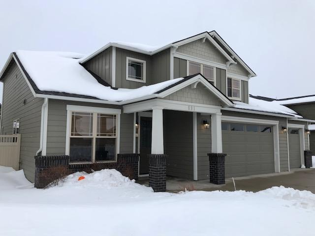 691 Mountain View Drive, Kalispell, MT 59901 (MLS #21902722) :: Andy O Realty Group