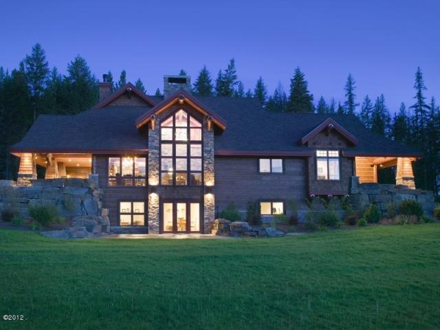 151 Missy Lane, Whitefish, MT 59937 (MLS #21903017) :: Brett Kelly Group, Performance Real Estate