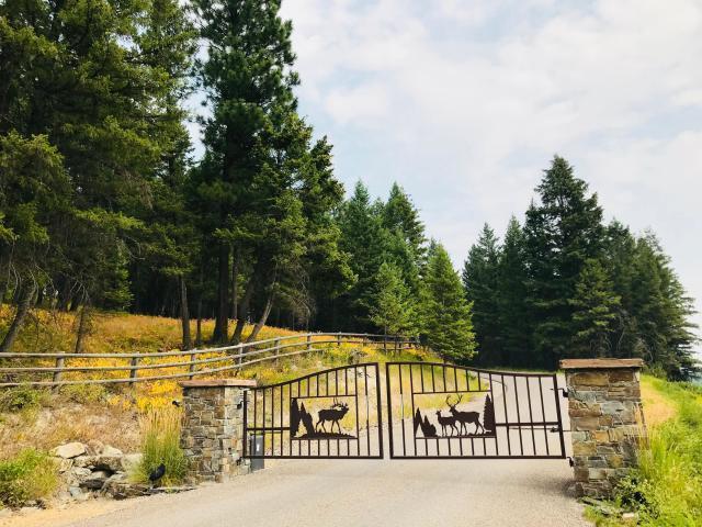 540 Antler Ridge Road, Whitefish, MT 59937 (MLS #21904463) :: Brett Kelly Group, Performance Real Estate