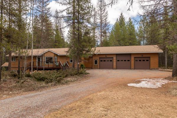 6869 Farm To Market Road, Whitefish, MT 59937 (MLS #21904765) :: Loft Real Estate Team
