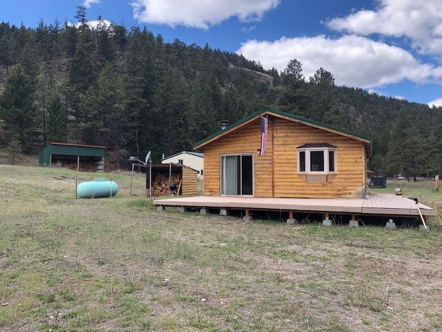 3627 Little Wolf Creek Road, Wolf Creek, MT 59648 (MLS #21906901) :: Keith Fank Team