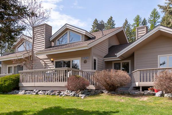 185 D Golf Terrace, Bigfork, MT 59911 (MLS #21907238) :: Performance Real Estate