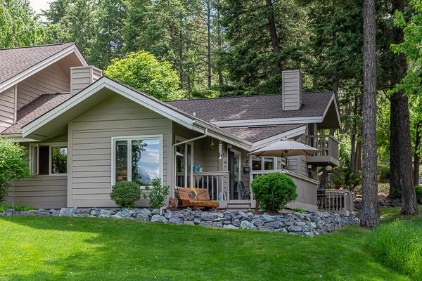 187 E Golf Terrace, Bigfork, MT 59911 (MLS #21909383) :: Performance Real Estate