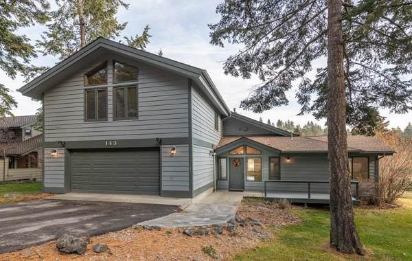 143 Golf Terrace, Bigfork, MT 59911 (MLS #21918222) :: Andy O Realty Group