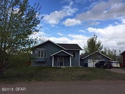 3805 Marlie Drive, Great Falls, MT 59405 (MLS #21919002) :: Performance Real Estate