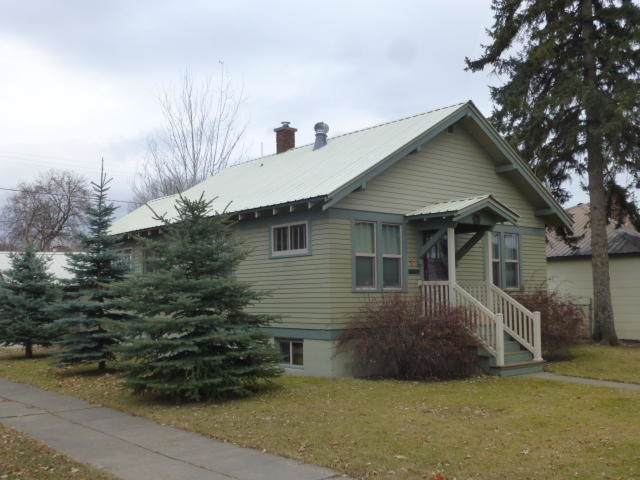 803 3rd Avenue W, Kalispell, MT 59901 (MLS #21919296) :: Andy O Realty Group