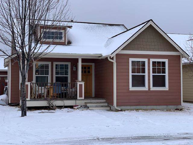 153 Silverberry Street, Hamilton, MT 59840 (MLS #22000523) :: Andy O Realty Group