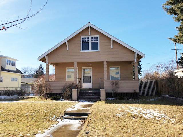 914 1st Avenue W, Kalispell, MT 59901 (MLS #22002218) :: Whitefish Escapes Realty
