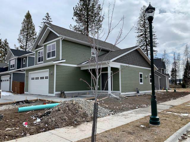 322 Bonita Circle, Whitefish, MT 59937 (MLS #22004328) :: Performance Real Estate