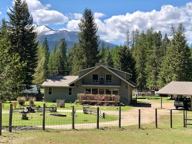 639 Reserve Road, Libby, MT 59923 (MLS #22005851) :: Andy O Realty Group