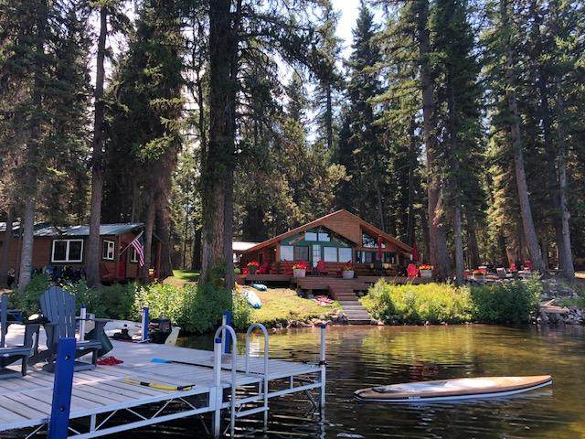 180 Point Way, Seeley Lake, MT 59868 (MLS #22010100) :: Performance Real Estate
