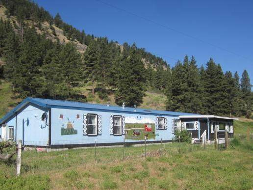 1454 State Hwy 434, Wolf Creek, MT 59648 (MLS #22011777) :: Andy O Realty Group