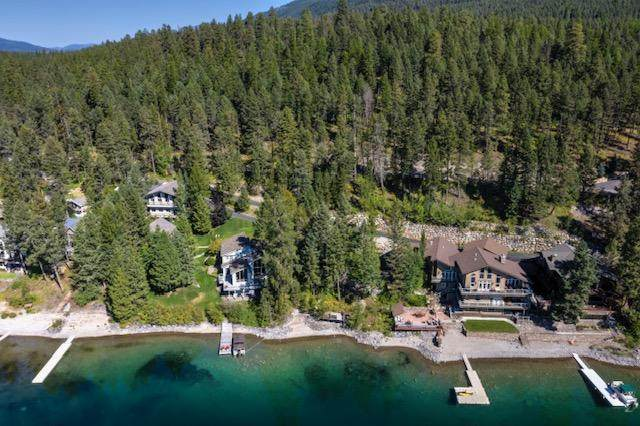 3644 E Lakeshore Drive, Whitefish, MT 59937 (MLS #22012646) :: Andy O Realty Group
