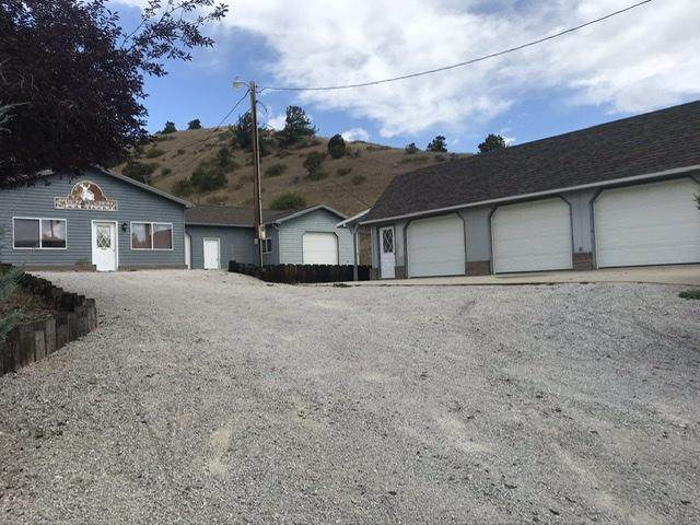 1093 U.S.Highway 12 E, Townsend, MT 59644 (MLS #22014377) :: Andy O Realty Group