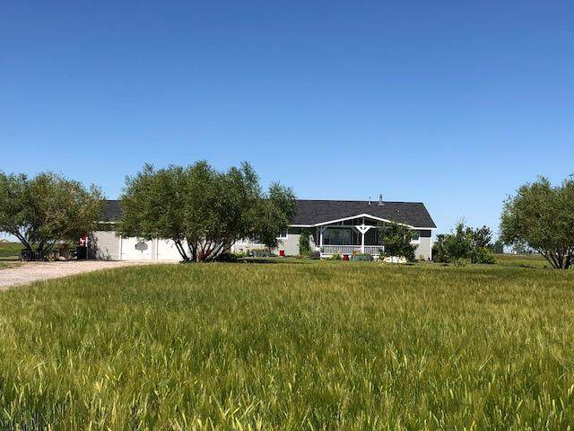 47 Hwy 408, Fairfield, MT 59436 (MLS #22015290) :: Whitefish Escapes Realty