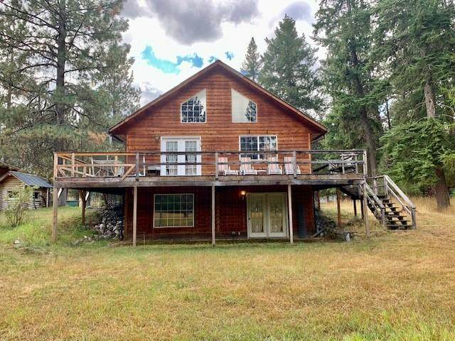 9 Britt Lane, Thompson Falls, MT 59873 (MLS #22015294) :: Whitefish Escapes Realty