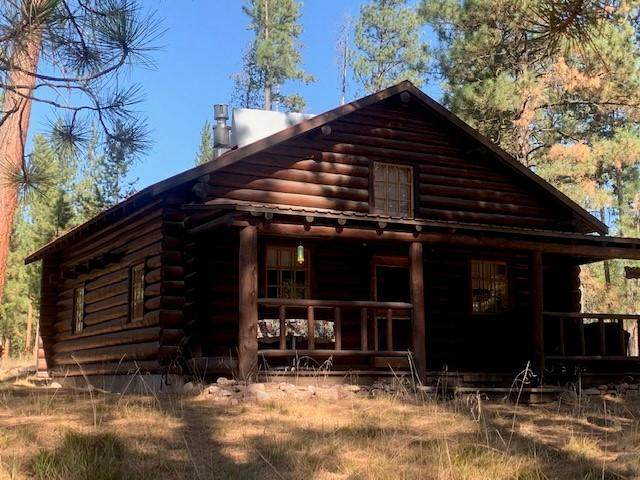 120 Cougar Court, Seeley Lake, MT 59868 (MLS #22016145) :: Whitefish Escapes Realty
