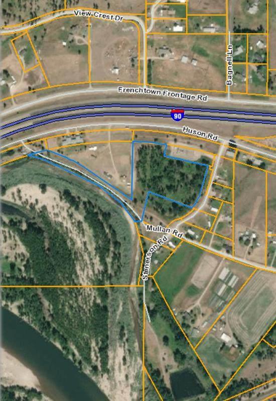 Nhn Stenerson Road, Huson, MT 59846 (MLS #22018180) :: Peak Property Advisors