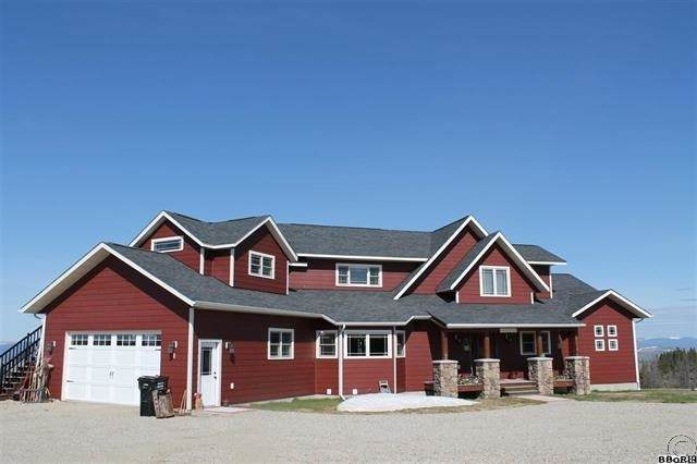 789 Georgetown Lake Road, Anaconda, MT 59711 (MLS #22018247) :: Montana Life Real Estate