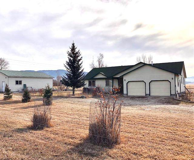 747 Quast Lane, Corvallis, MT 59828 (MLS #22100597) :: Andy O Realty Group
