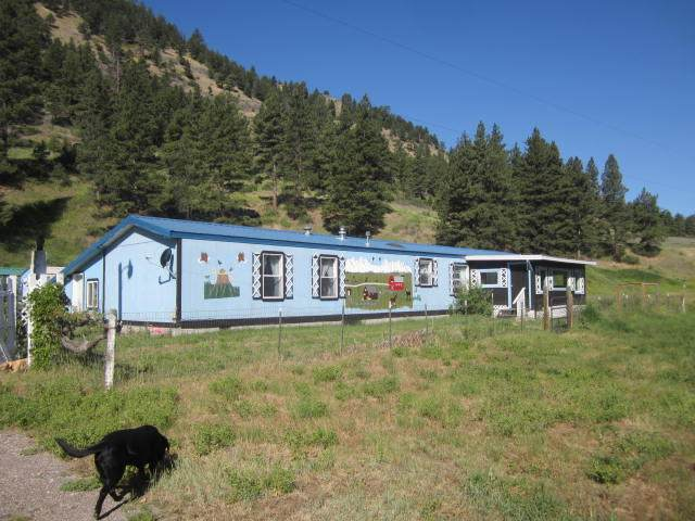 1454 State Hwy 434, Wolf Creek, MT 59648 (MLS #22101790) :: Andy O Realty Group