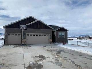 3286 Argenta Drive, Helena, MT 59602 (MLS #22102262) :: Montana Life Real Estate