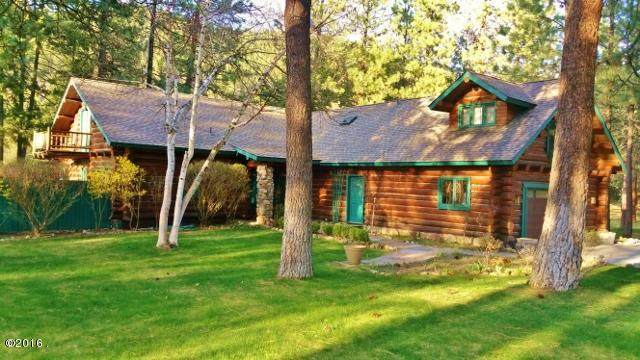 55 River Ridge Drive, Superior, MT 59872 (MLS #22102649) :: Whitefish Escapes Realty