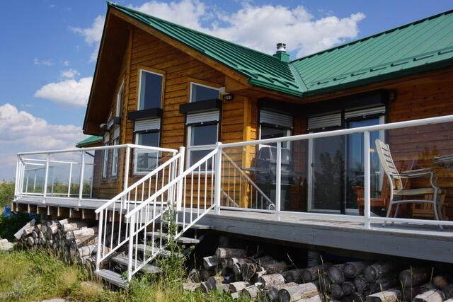 319 S Shore Duck Lake Road, Babb, MT 59411 (MLS #22104907) :: Whitefish Escapes Realty