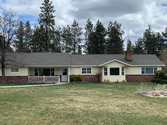 854 Bowman Road, Hamilton, MT 59840 (MLS #22104935) :: Andy O Realty Group