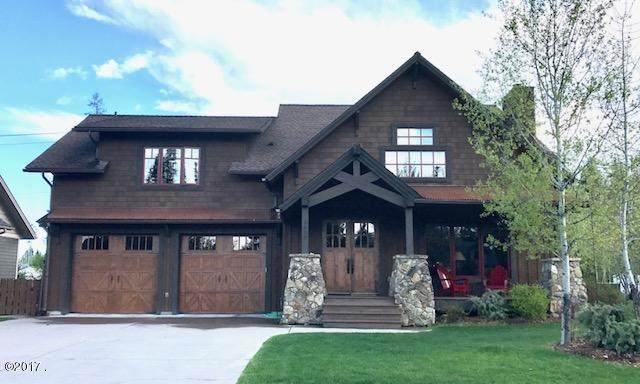 1053 Creekview Court, Whitefish, MT 59937 (MLS #22104937) :: Andy O Realty Group