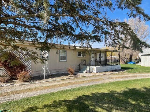 981 Rinay Road, Helena, MT 59602 (MLS #22106431) :: Andy O Realty Group