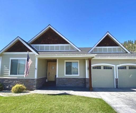 7850 Cassidy Trail, Lolo, MT 59847 (MLS #22107001) :: Peak Property Advisors