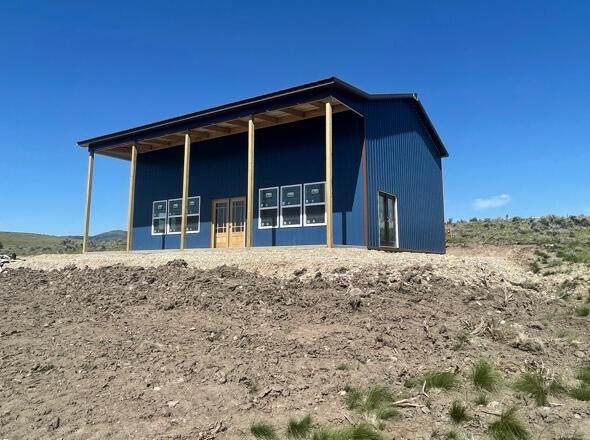613 Willy Way, Florence, MT 59833 (MLS #22109010) :: Peak Property Advisors