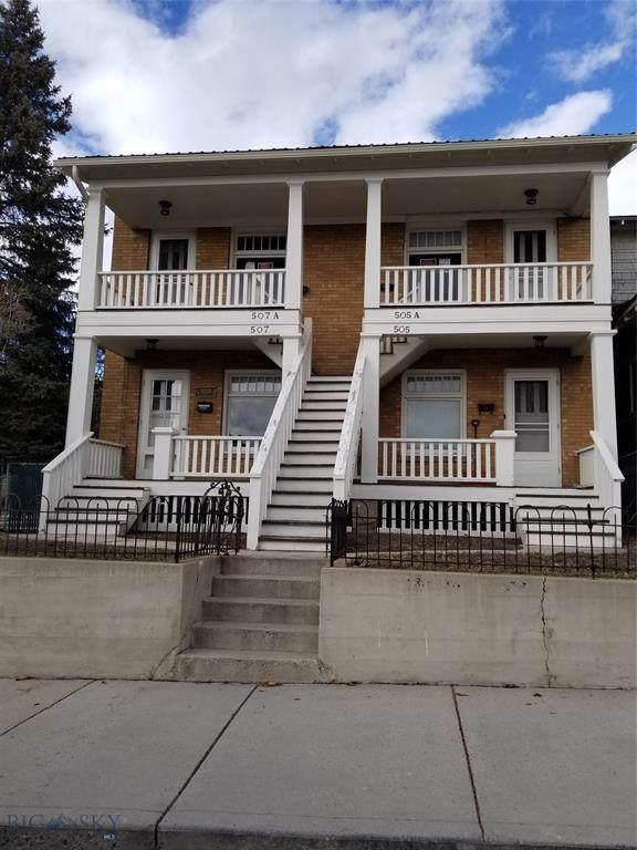 505-507 Mercury Street, Butte, MT 59701 (MLS #22109226) :: Peak Property Advisors