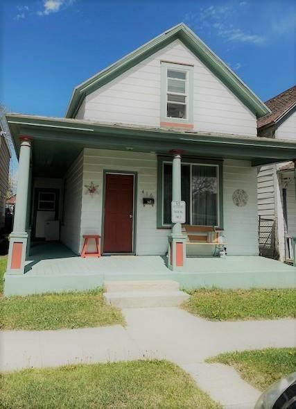 416 Chestnut Street, Anaconda, MT 59711 (MLS #22109237) :: Peak Property Advisors